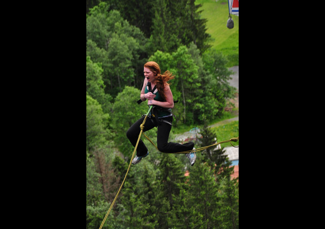 Canyon Jumping in Interlaken, Switzerland – Ahhhh!