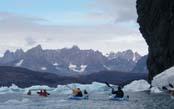 Kayaking Greenland's Arctic Riviera
