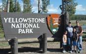 Family Yellowstone Adventure