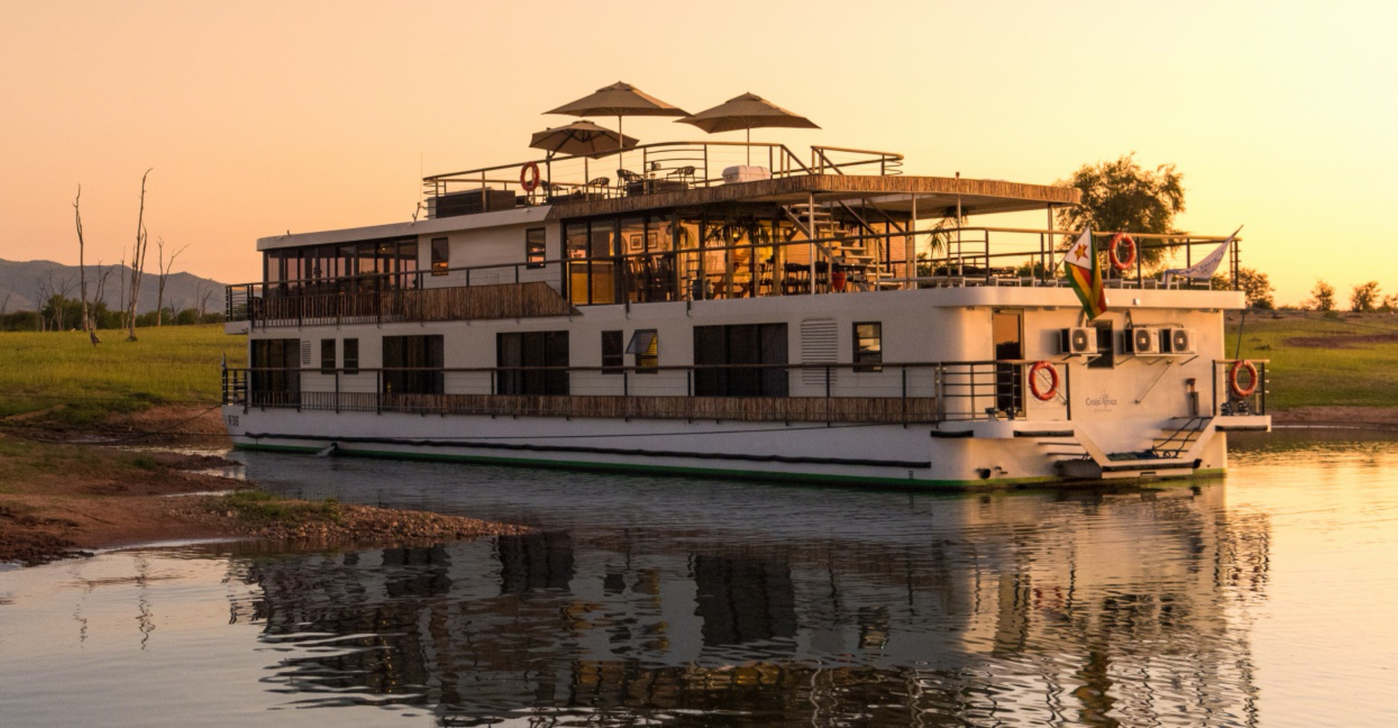 Southern Africa Riverboat Safari