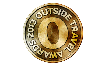 <em>Outside Magazine</em>, March 2013<br />