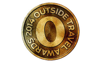 <em>Outside Magazine</em>, March 2014<br />