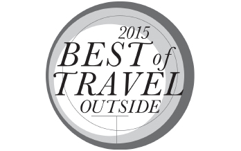 <em>Outside Magazine</em>, March 2015<br />