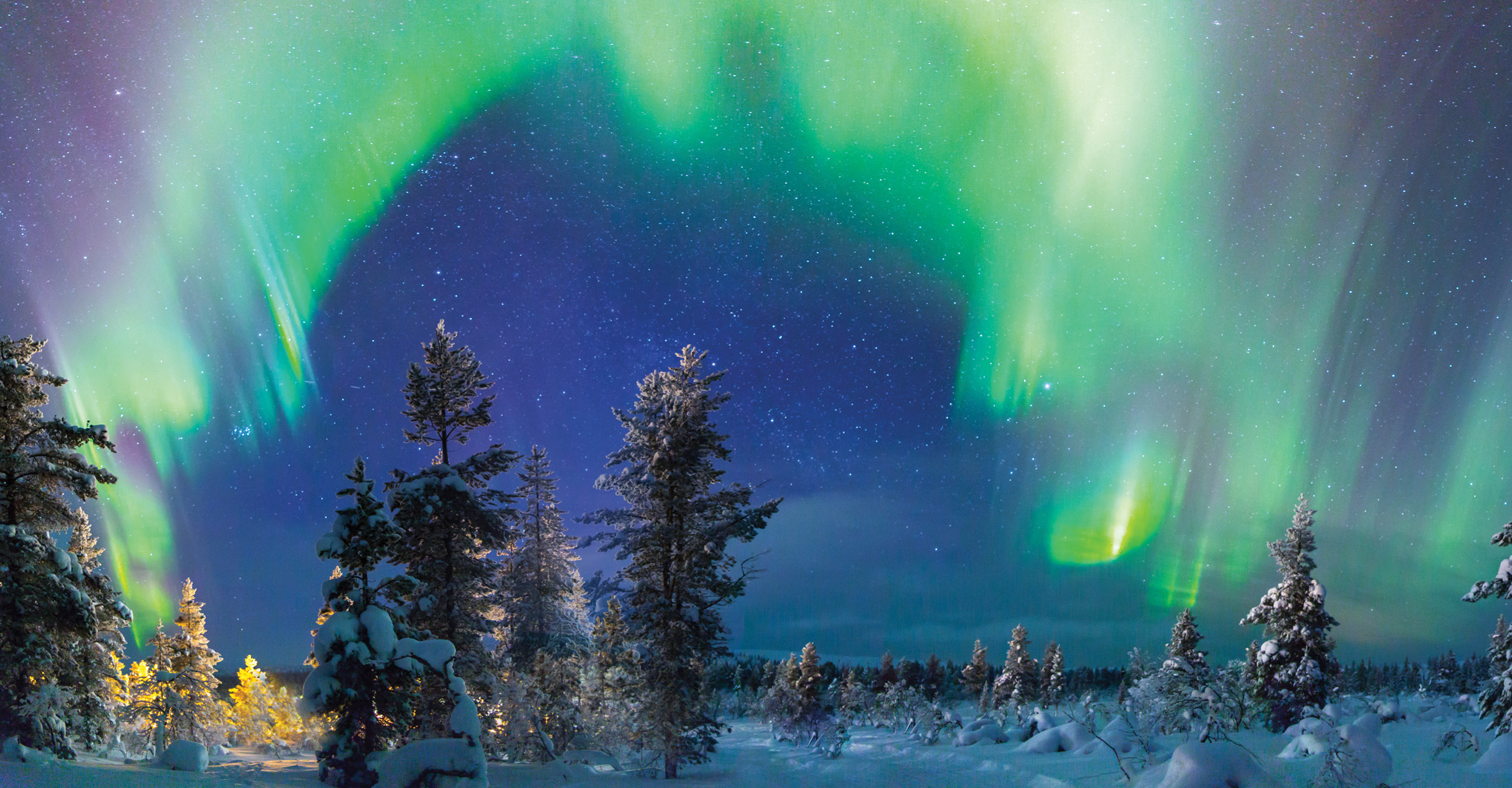 Aurora Quest: To the European Arctic by Luxury Train