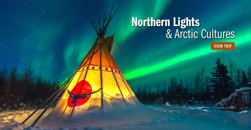 Northern Lights, Churchill, Manitoba