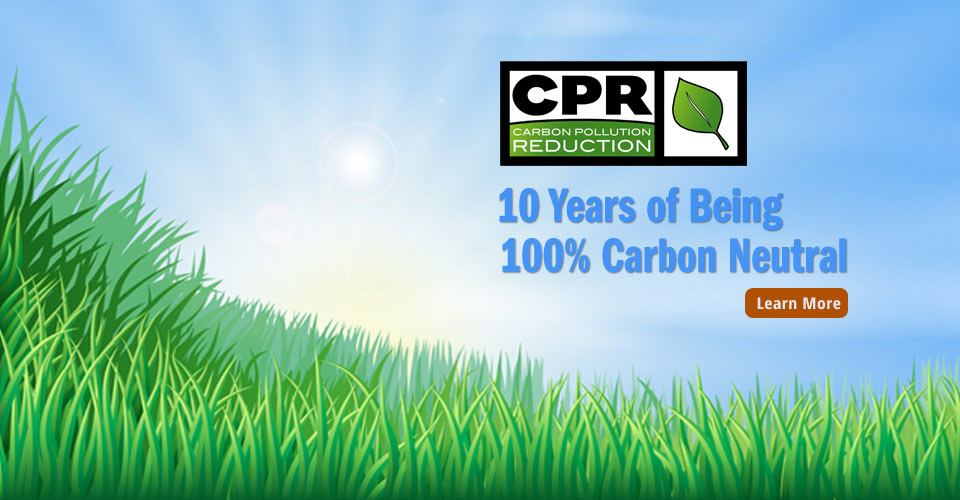 Celebrating 10 Years of Carbon Neutral Travel