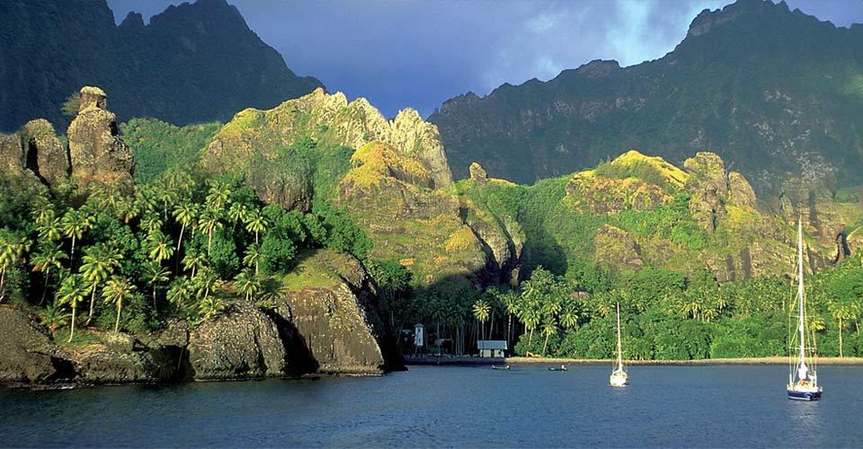 Fatu Hiva, Marquesas, French Polynesia