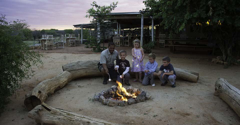 Andersson's Camp, Etosha National Park, Namibia