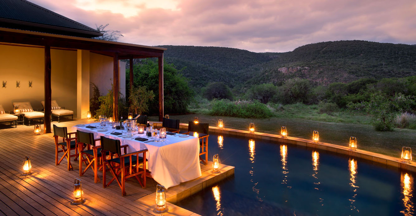 Kwandwe Melton Manor, Kwandwe Private Game Reserve, South Africa