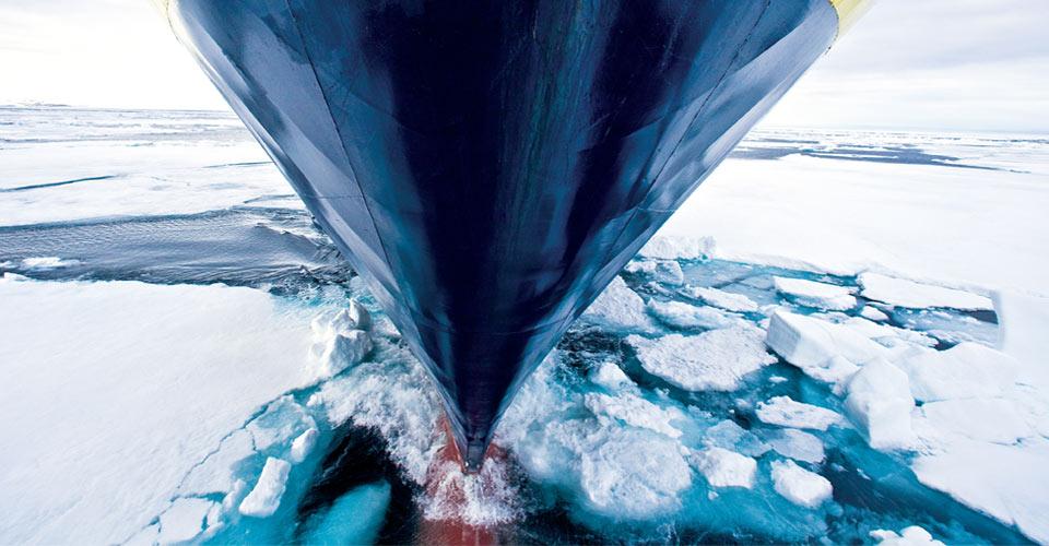 National Geographic Explorer, Svalbard