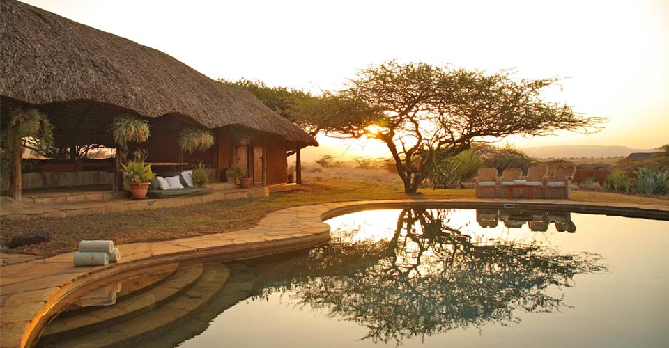 Lewa Safari Camp, Lewa Private Conservancy, Kenya
