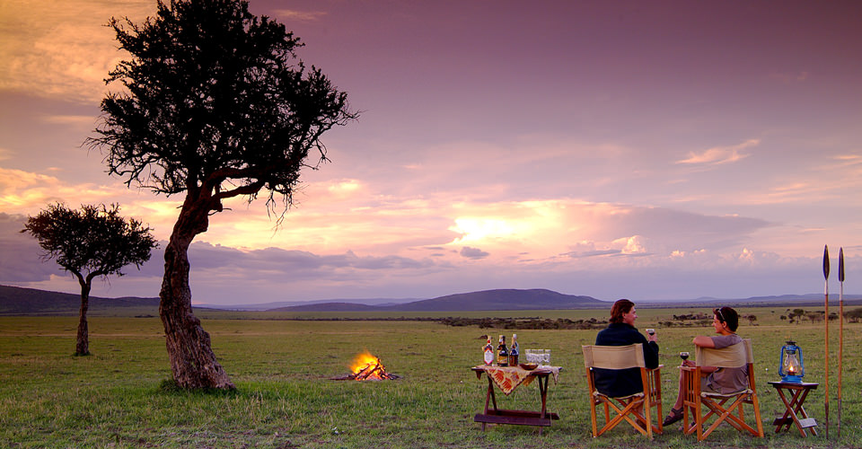 Siana Private Conservancy, Maasai Mara, Kenya