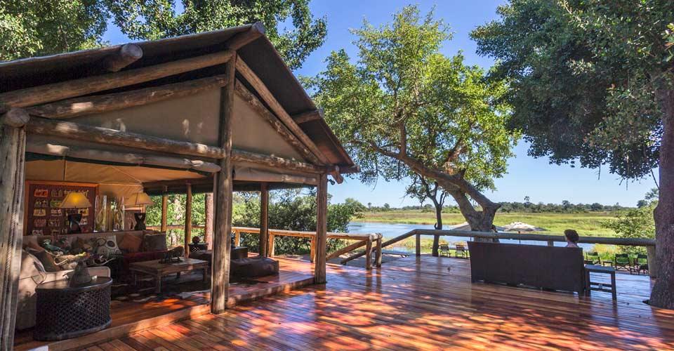 Seba Camp, Okavango Delta, Botswana