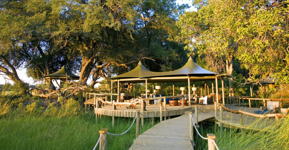 Little Vumbura Camp, Okavango Delta, Botswana