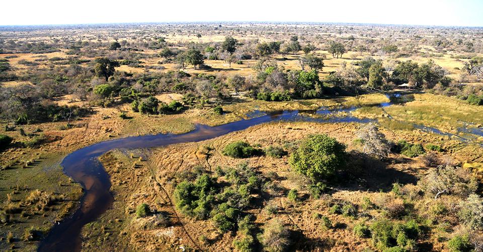 Khwai Private Reserve, Okavango Delta, Botswana