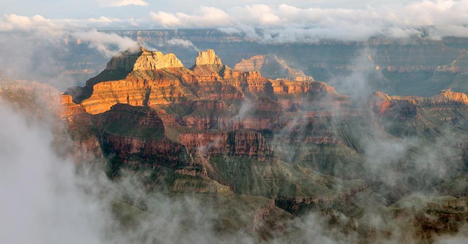 Grand Canyon National Park, North Rim, Arizona, United States