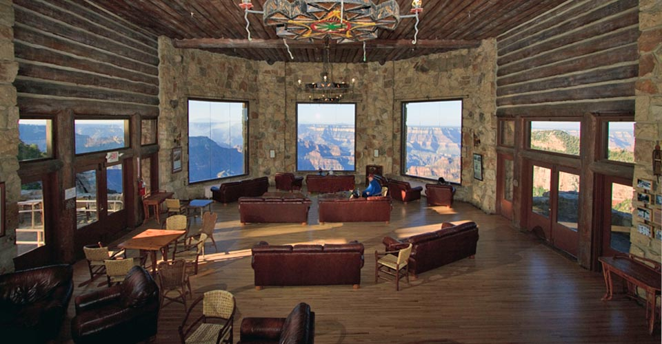 Grand Canyon North Rim Lodge, Arizona, USA