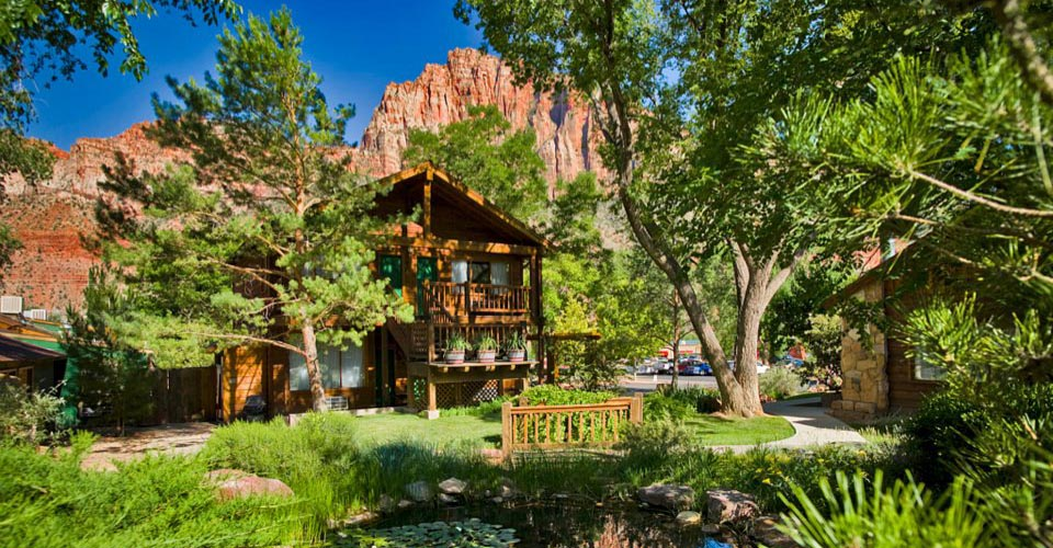 Flanigan's Inn, Zion National Park, Utah