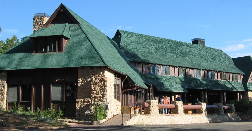 Bryce Canyon Lodge, Utah, USA