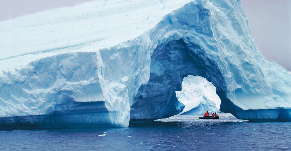 Antarctica cruise adventure cruises for Best way to travel to antarctica