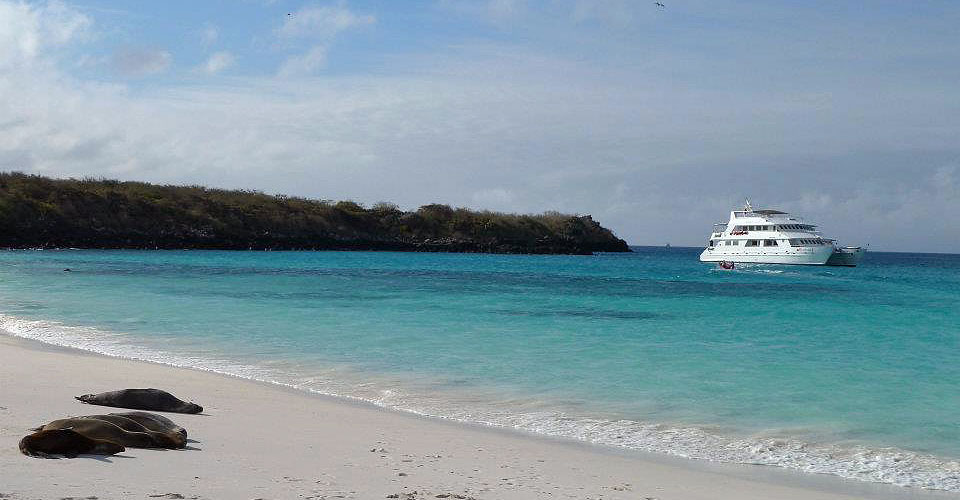 M/C Athala, Galapagos Islands, Ecuador
