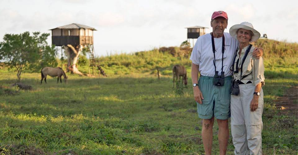 NHA's Wild Tortoise Camp, Santa Cruz, Galapagos Islands, Ecuador