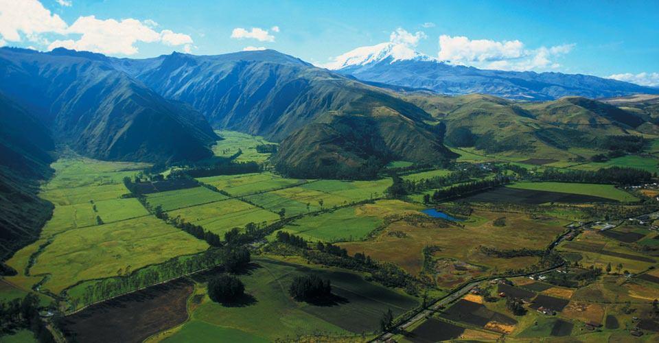 Hacienda Zuleta, Imbabura Province, Ecuador