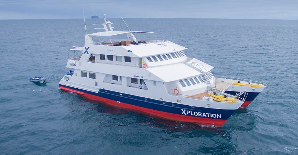 M/C Xploration, Galapagos Islands, Ecuador