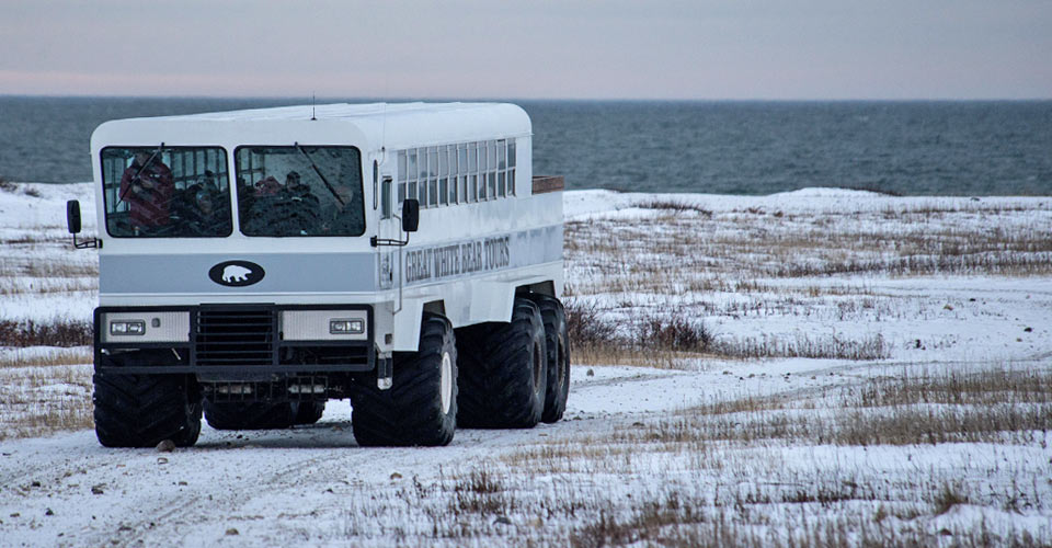 Polar rover, Churchill, Manitoba, Canada
