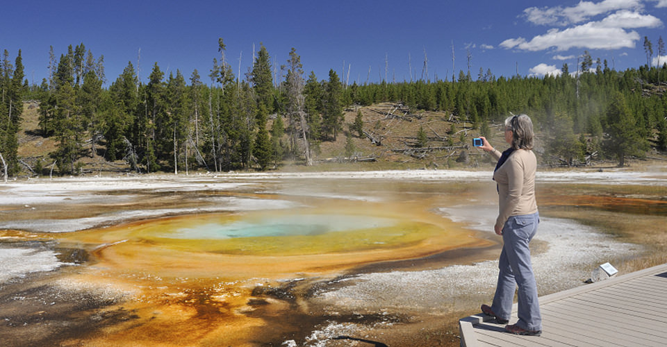 Yellowstone National Park Natural Resources
