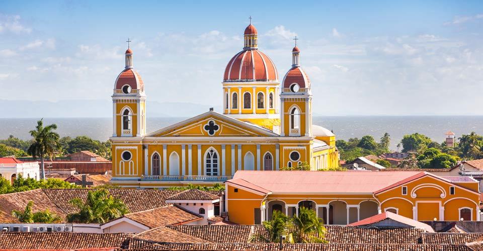 Cathedral of Nicaragua, Granada, Nicaragua