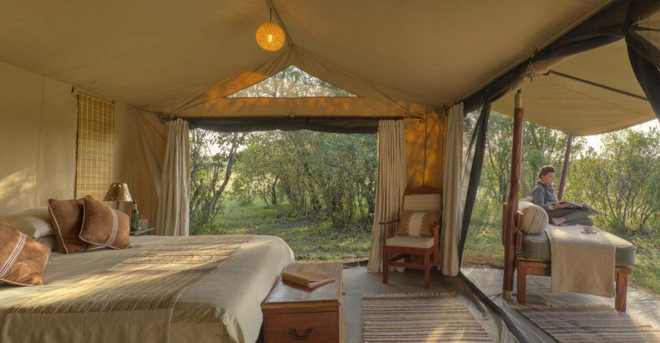 Encounter Mara Camp, Naboisho Private Conservancy, Kenya