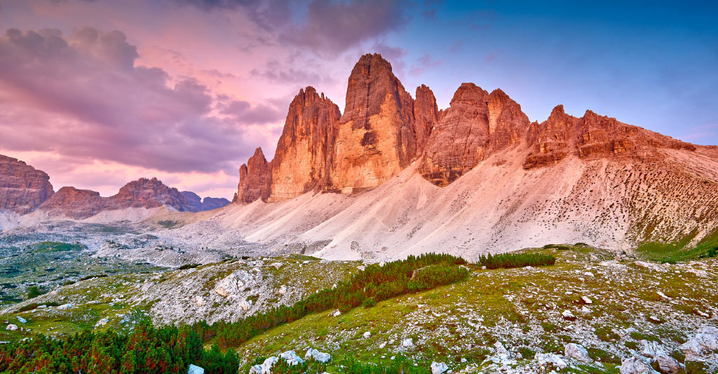 Italian Alps: South Tyrol & the Dolomites