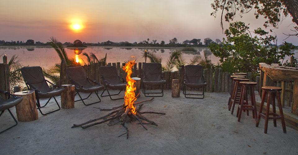 Pelo Camp, Okavango Delta, Botswana