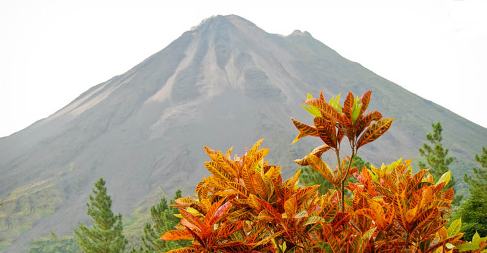 Arenal Volcano, Arenal Volcano National Park, Costa Rica