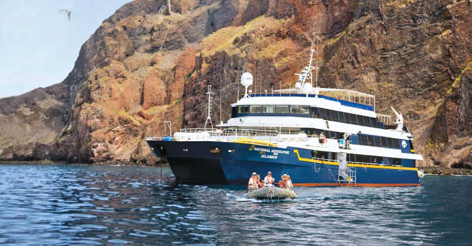 National Geographic Islander, Galapagos Islands