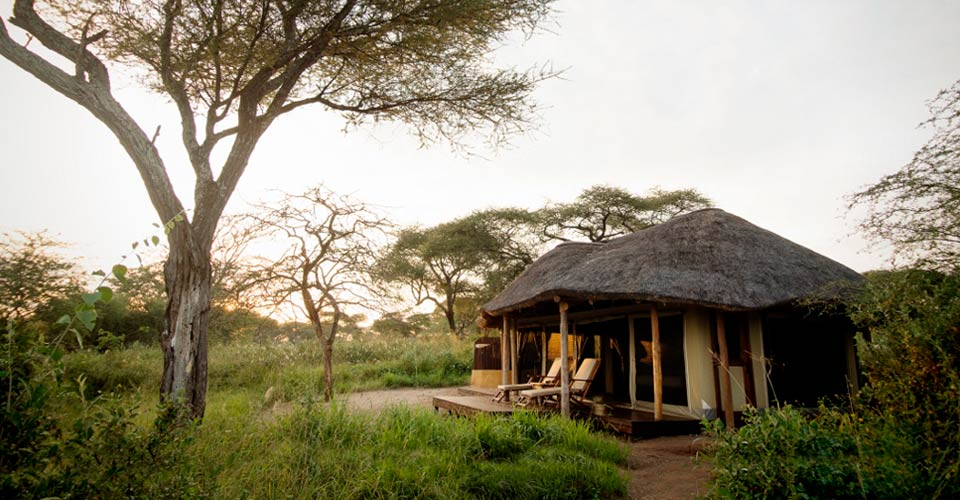 Oliver's Camp, Tarangire National Park, Tanzania