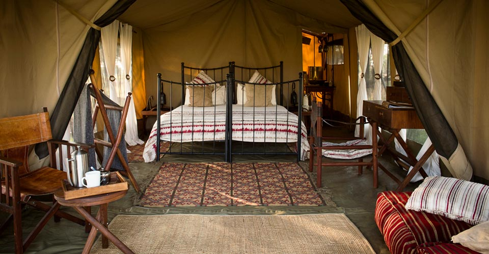 Kimondo Camp, Serengeti National Park, Tanzania
