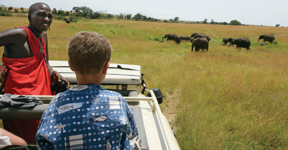 Family Tanzania Adventure—Custom Safari
