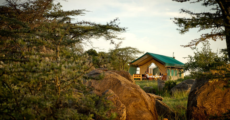 Natural Habitat Private Mobile Camp, Serengeti National Park, Tanzania