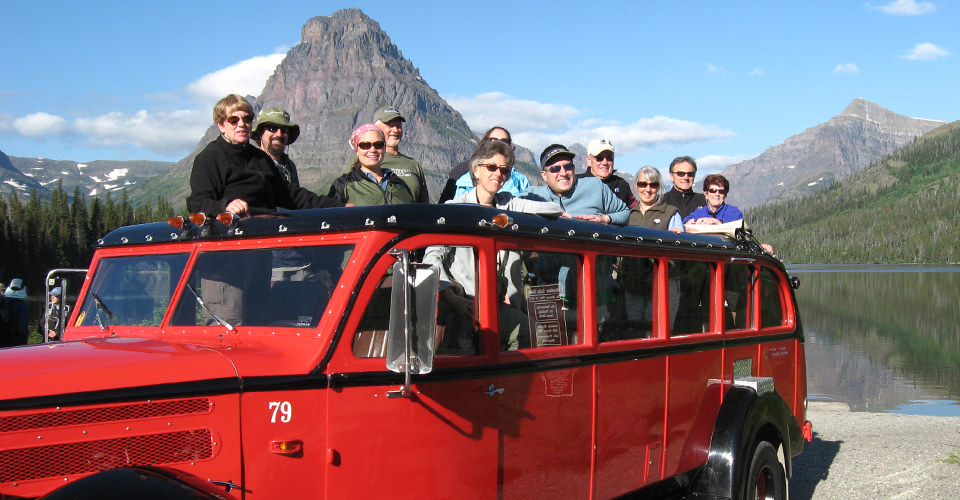 Natural Habitat Tours In Glacier National Park