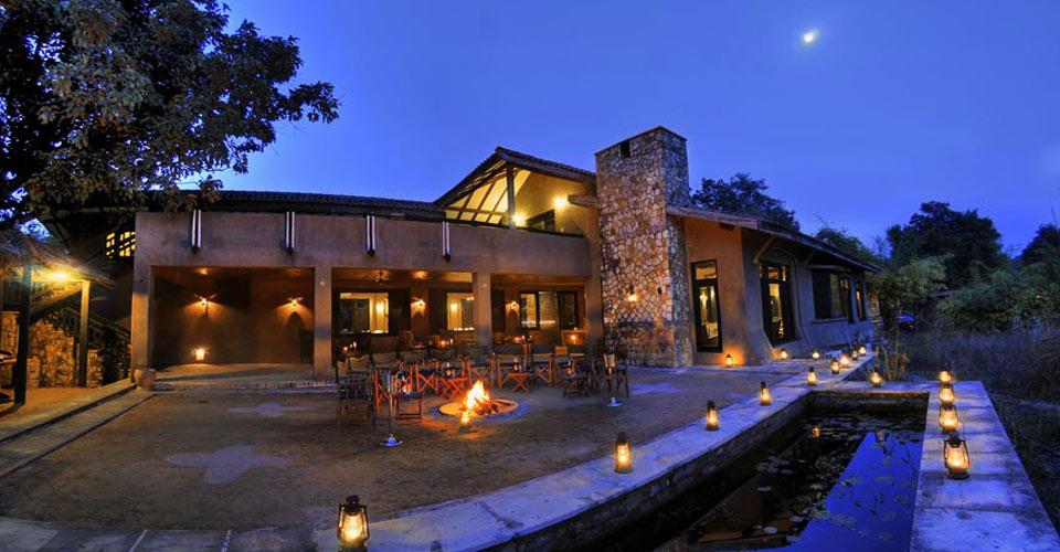 Kings Lodge, Bandhavgarh National Park, India