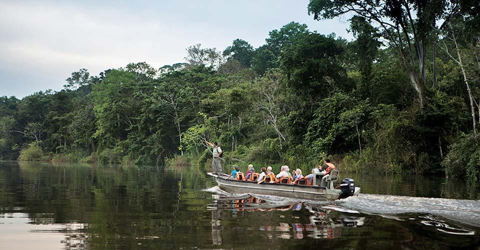 Pacaya Samiria National Reserve, Peru