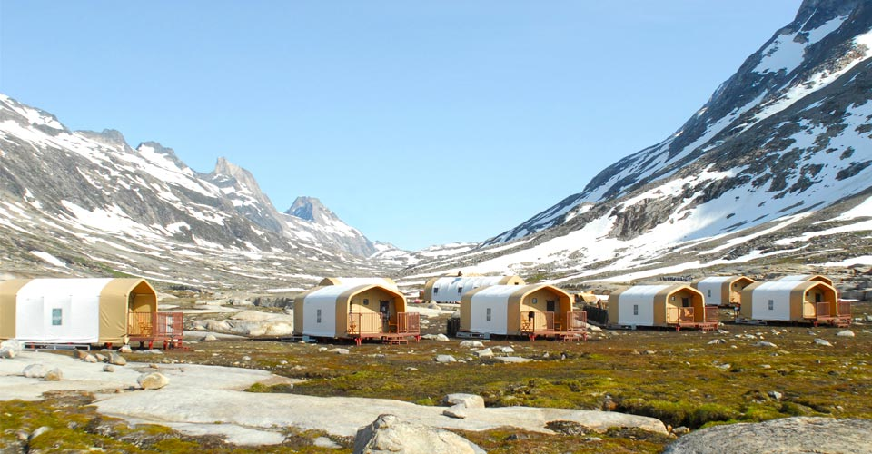 Natural Habitat's Base Camp Greenland