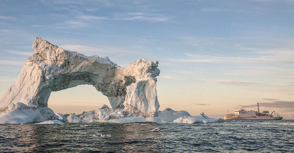 Illulssat Icefjord, Greenland