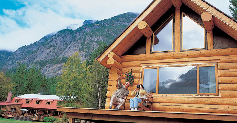 Tweedsmuir Park Lodge, British Columbia