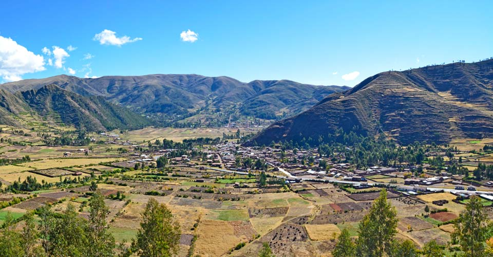 Pisac, Sacred Valley of Incas, Peru
