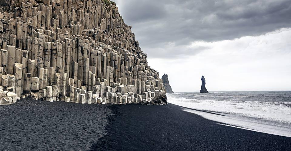 Reynisdrangar, Southern Peninsula, Iceland