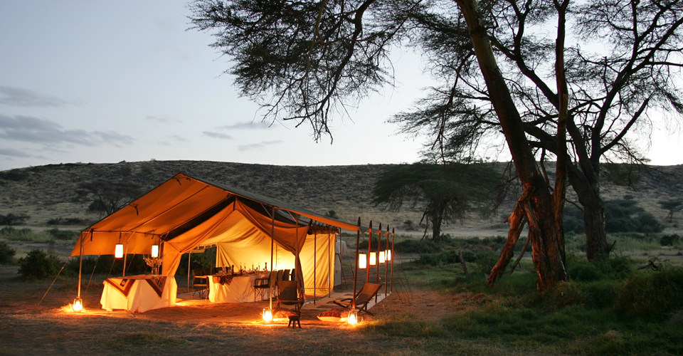Natural Habitat's Migration Base Camp, Maasai Mara National Reserve, Kenya