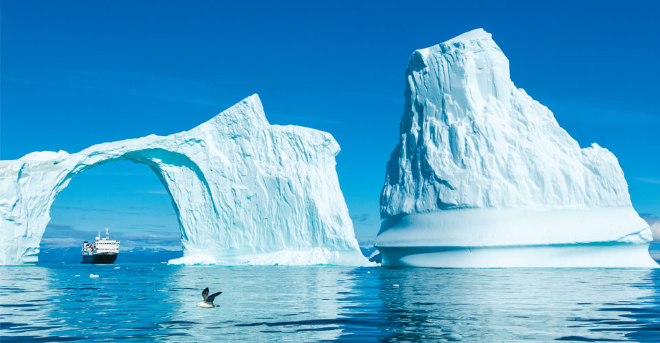 National Geographic Explorer, Davis Strait, Greenland